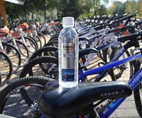 """帕米尔水:""""骑""""乐无穷中收获健康品质"""